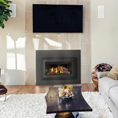 Remplacer votre foyer au bois existant par un foyer au gaz for Cout foyer au gaz